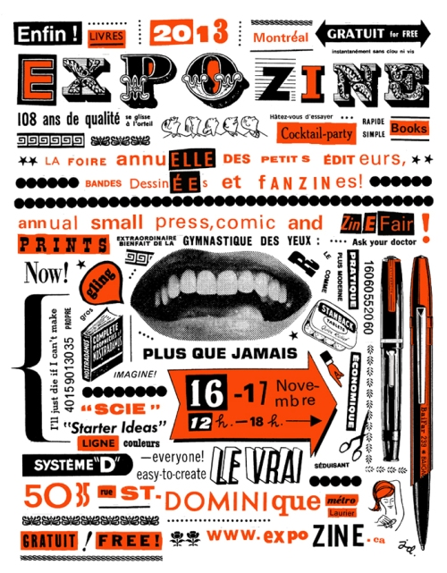 Expozine2013